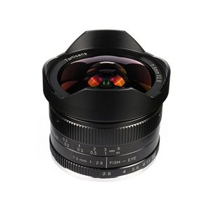 7Artisans 7.5mm f/2.8 APS-C Fisheye Fixed Lens [예약판매]