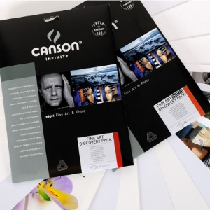 [CANSON®] INFINITY Discovery Packs - A4