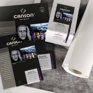 [CANSON®] INFINITY Baryta Photographique - 310g Roll