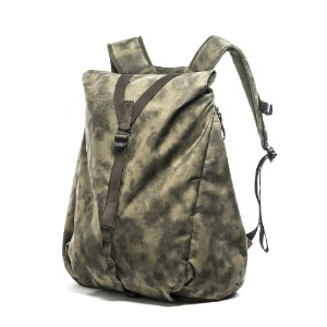 [WOTANCRAFT] Nomad Travel Camera Backpack 25L - Olive Green