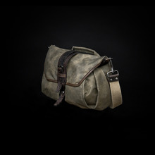 [WOTANCRAFT] TROOPER INTERIOR MODULE SHOULDER BAG - Ash green - S
